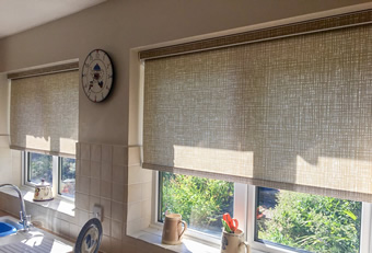 Roller Blinds Winchester Blinds and Shutters Bager Farm