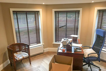 Wood Venetian Blinds Winchester Blinds and Shutters Great Missenden Buckinghamshire