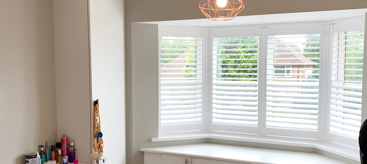 Plantation Bay Window Shutters Winchester Blinds and Shutters Four Marks 5a